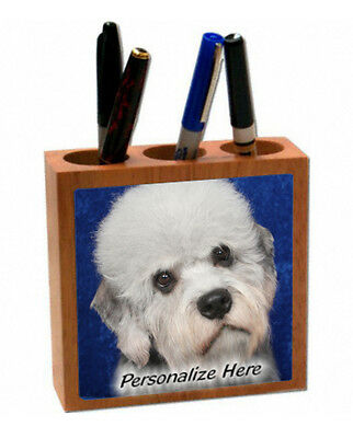 Dandie  Dinmont  Terrier     Personalized  Pencil and Pen Holder