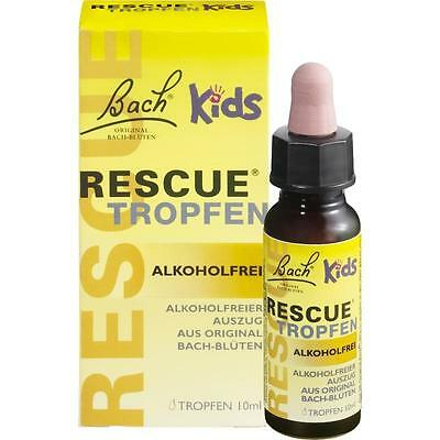 BACH ORIGINAL Rescue Kids Tropfen  10 ml    PZN 5480482