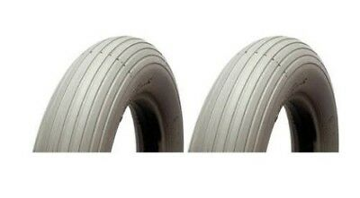 Mobility Scooter Tyres 300-4   260 x 85 Front x 2 Mobility Scooter Spares