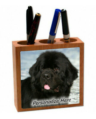 Newfoundland   ( g )   Personalized  Pencil and Pen Holder