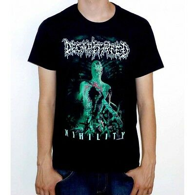 "Decapitated ""Nihility"" T-shirt - NEW OFFICIAL"