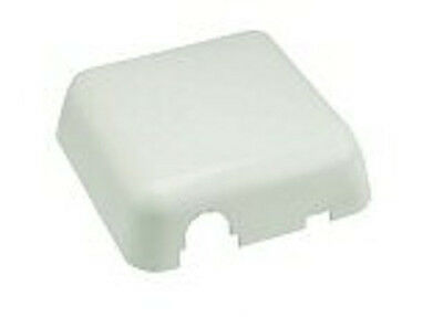 DCI Premium White Cover ONLY for Dental Delivery Junction Box Utility Center