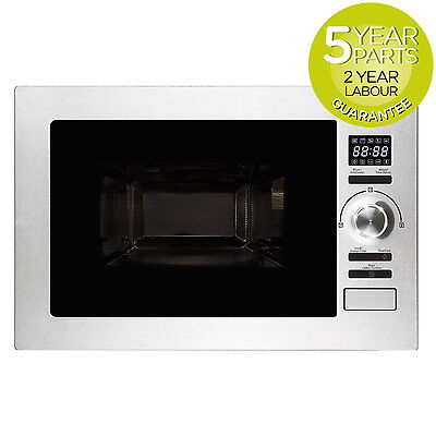 MyAppliances REF28601 Built-in 25L Combination Microwave/ Grill /Oven in S/Steel