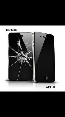 iphone 4/4S repair service digitizer glass touch screen lcd replacement