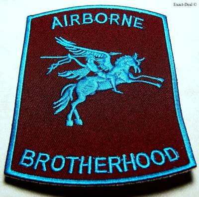 Commonwealth  Airborne Paratrooper Brotherhood Jump  Patch