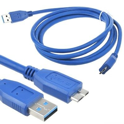 USB 3.0 Cable Câble Cord Lead Kable for WD WDBACX0010BSL-00 WDBACX0010BSL-01 HDD