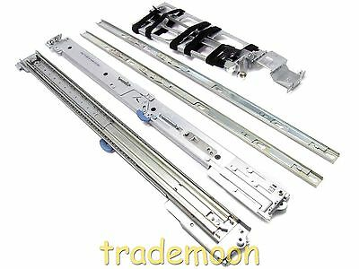 284499-003 HP Complete Rack Rail Kit for U4 Proliant DL580 G2 DL585 with Cable