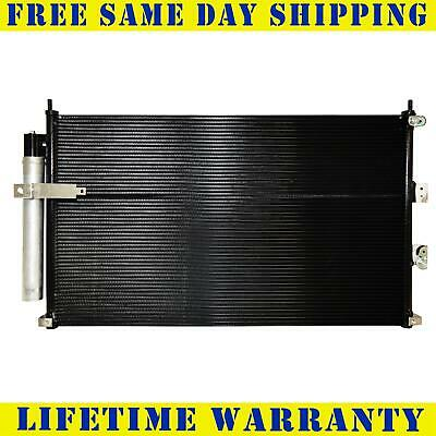 3525 Ac A/c Condenser For Acura Honda Fits Csx Civic Sedan 1.3 1.8 2.0 L4 4Cyl
