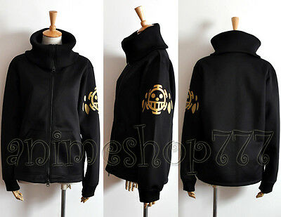 One Piece Trafalgar Law 2 years later Sweater Cosplay Costume Free Shipping