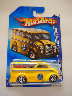 HOT WHEELS REDLINE RACING DAIRY DELIVERY MODIFIED RIDES 2009