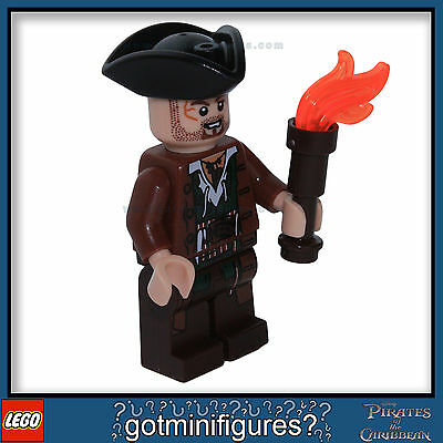 LEGO POTC SCRUM Pirates of the Caribbean minifigure 853219 BRAND NEW