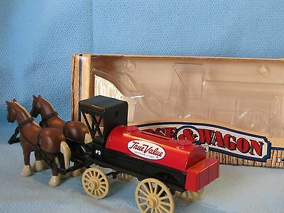 Horse & Wagon True Value Hardware Coin Bank