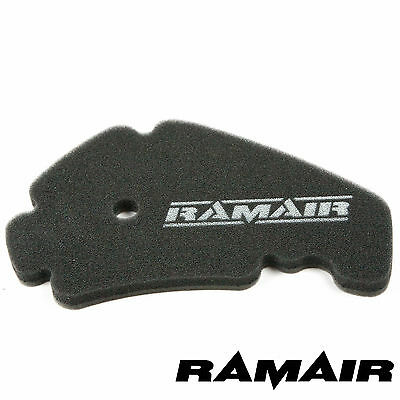 RAMAIR Performance Panel Air Filter Race Foam Pad Gilera Runner VX 125 06