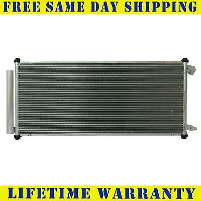 3593 Ac A/c Condenser For Honda Fits Fit 1.5 L4 4Cyl