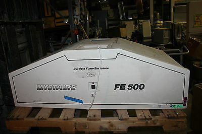"""Mystaire FE-500E DUCTLESS FE-500 Fume Enclosure 48"""" x 27"""" x 16"""""""