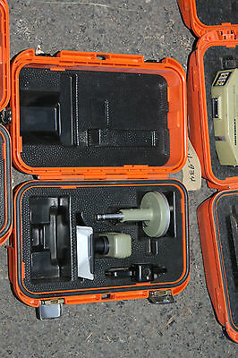 Wild Heerbrugg SURVEY KIT WITH CASE