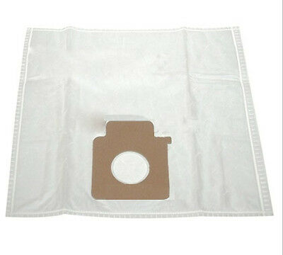 Synthetic Vacuum cleaner dust bag (Pack of 5) For black and decker V34