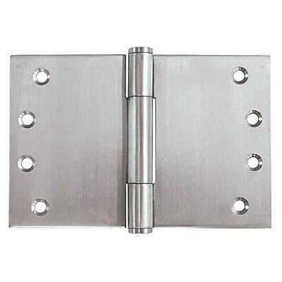 Quality Wide Throw Door Hinge SSH1007 100x175x3mm Fixed Pin Stainless Steel