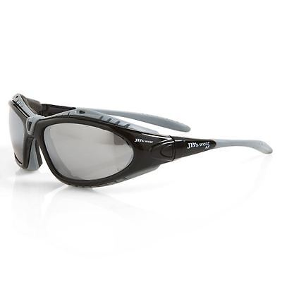 2 Pack Safety Glasses Prosseal Spec  Aus Safety Standards Silver Mirror