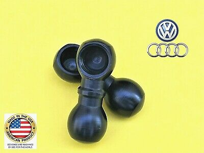 """X2 for AUDI VW INTAKE MANIFOLD ACTUATOR LINK ARM SHORT 1"""" 077198327A Replacement"""