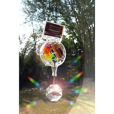 RAINBOW MAKER Prism Window Sun Catcher Swarovski Crystal Science Reflect Kids