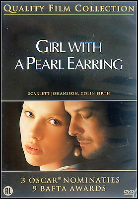 Girl with a Pearl Earring |DVD