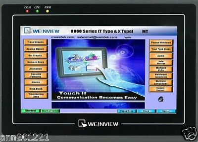 WEINTEK WEINVIEW HMI MT8070iH 5WV TOUCH PANEL DISPLAY SCREEN NEW IN BOX
