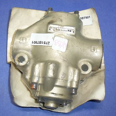 ROSS CONTROLS 150PSIG, 1-1/4 INCH NPT, PILOT OPERATED CHECK VALVE 2751B7901 *NEW