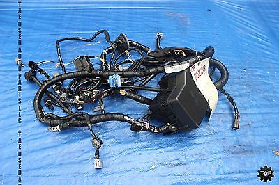 2010 MAZDASPEED3 OEM FRONT CHASSIS HEADLIGHT HARNESS ASSY 2.3L MS3 SPEED3 #6015