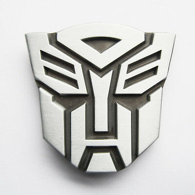 Autobot Transformers Metal Belt Buckle