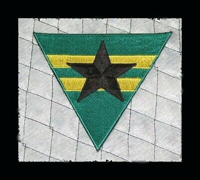 Firefly Independents Browncoat rank Patch