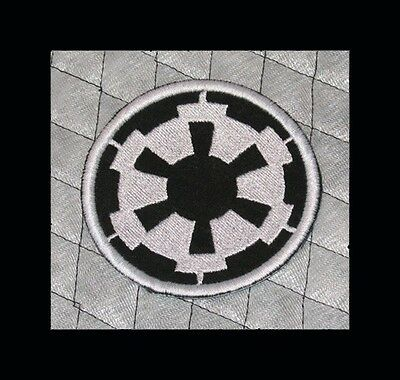 "Star Wars Imperial ""Nuclear Sunburst"" White Patch"