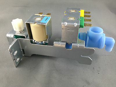 Electrolux Refrigerator Valve Water Triple 1448731 Ese6077Sa  Wse6070Pb Rs643V