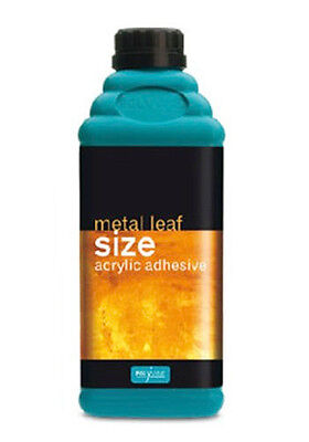 Polyvine Metal Leaf Size - Gold & Metal Acrylic Adhesive