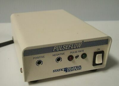 ETL Testing PULSEFLOW Static Control Service P010498 Made In USA
