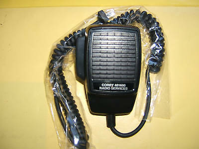 Maxon Mic For Pm100 Series  Two Way Taxi Radio 6 Pin Microphone