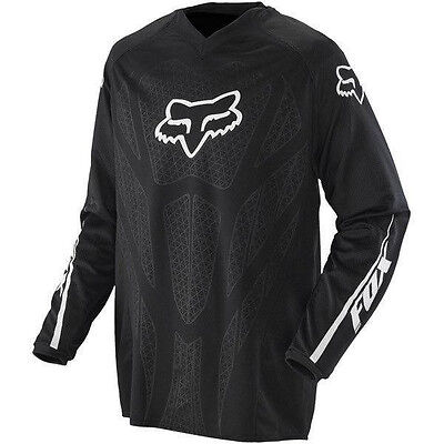 Fox Racing Blackout, Motocross, Dirtbike ATV Offroad, Adults, Jersey, L/S NEW