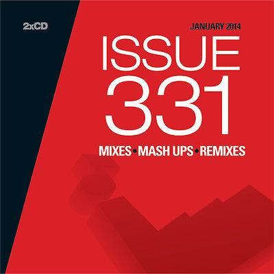 Mastermix Issue 331 Double DJ CD Set Mixes Inc Back To 1994: Dance Mix Remixes