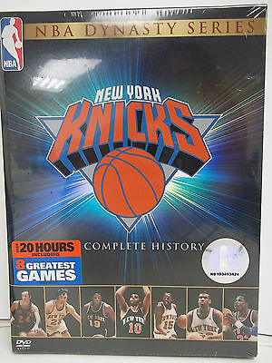 NBA Dynasty Series - New York Knicks - The Complete His