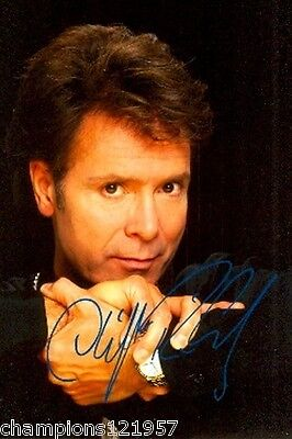Cliff Richard ++Autogramm++   ++Musik Legende++2