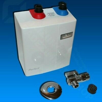 Small Instantaneous Water Heater Electronic Underbench 7,0/8,0/9,0 KW 400 Volts