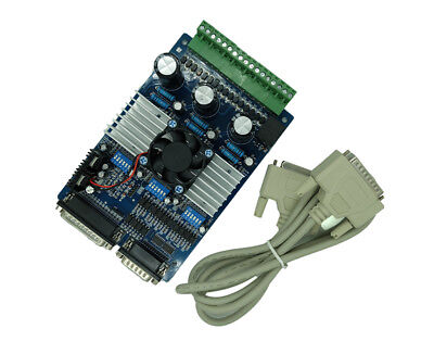 New 3 Axis CNC 3.5A Router TB6560 Stepper Motor Driver Board Controller