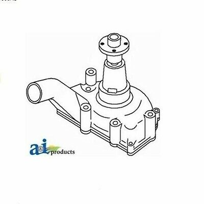 Whiteoliver Water Pump 162900as 55 66 77 550 770