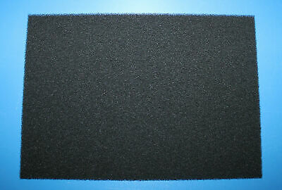 High Quality Diy Carbon Foam Sheet Filter Media Pad Fish Tank Juwel Fluval Eheim