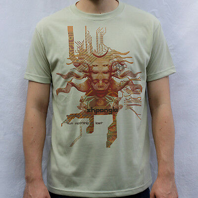 Shpongle Goddess Artwork T-Shirt Nothing Lasts... But Nothing Is Lost