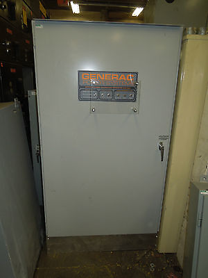 Generac CTTS Closed Transition Automatic Transfer Switch 1000A 3p 480V Used E-Ok