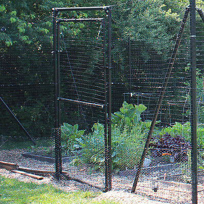 7' High Access Gate For Deer Fencing - Various Widths