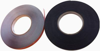 MAGNETIC & STEEL TAPE SECONDARY GLAZING - 50m KIT WHITE WINDOWS CLICK & COLLECT