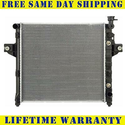2263 New Radiator For Jeep Fits Grand Cherokee 4.7 V8 8Cyl