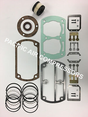 Ingersoll-Rand Ir Air Compressor Rebuild Kit Parts Model Ss3 Type 30